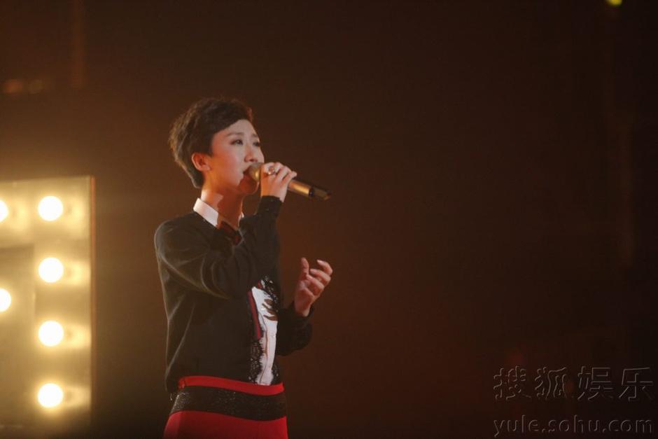 第二季《中国好声音》学员——孟楠