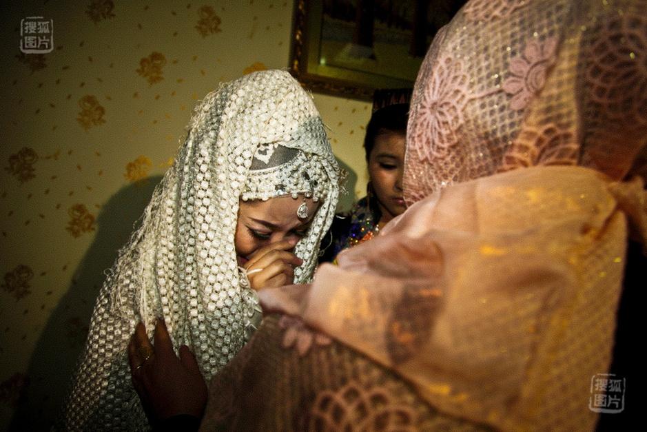 维吾尔族新娘