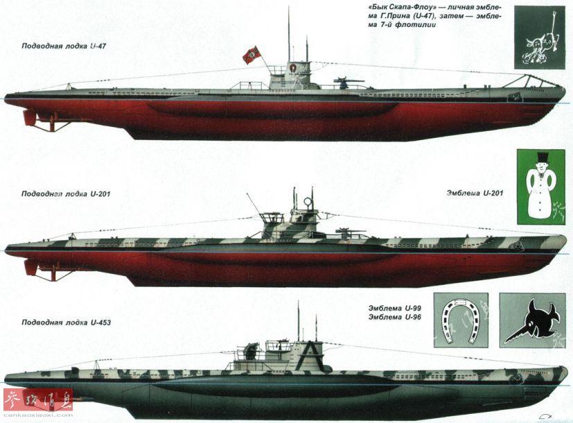 海狼逞凶:二战纳粹潜艇沉浮录7896238-军事频道图片库