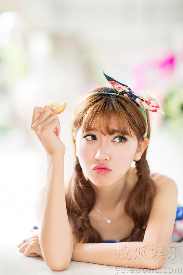 女神李梦颖 - 1505147909 - 太阳的博客