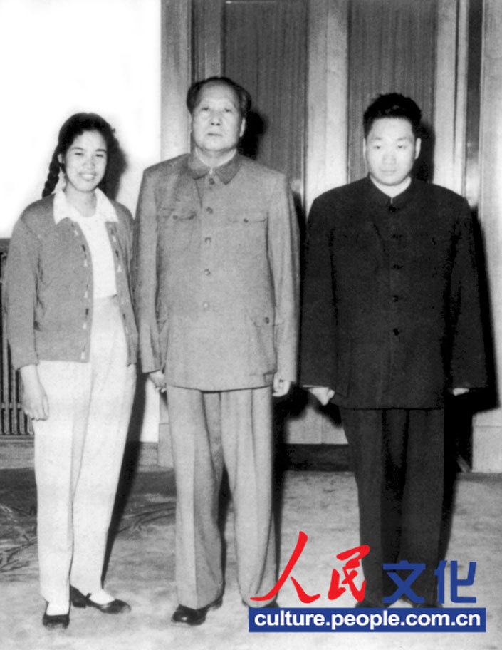 毛新宇公开父母结婚照! (图10张) - xu7fuguo123 - xu7fuguo123的博客