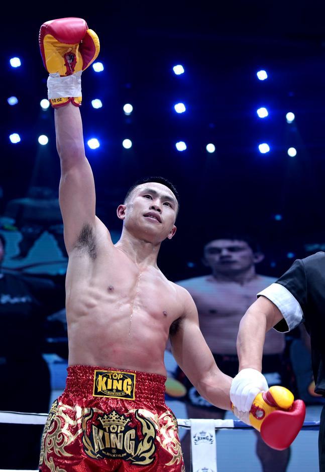 专访周志鹏:母亲癌症晚期 2013要成为中国铁拳