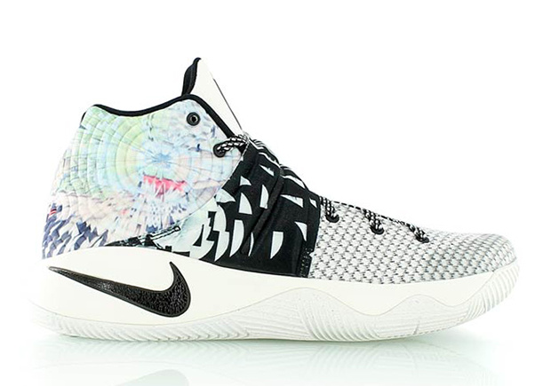 高清:欧文2代战靴 Kyrie 2扎染配色即将发售-体育图片 ...