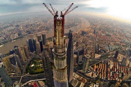 全球最高的楼一半在中国
