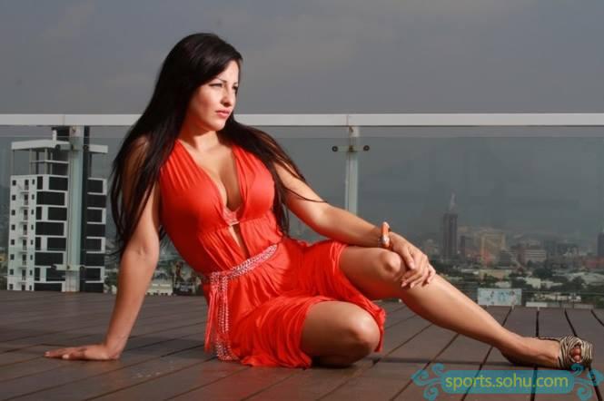 出生于出产美女的委内瑞拉