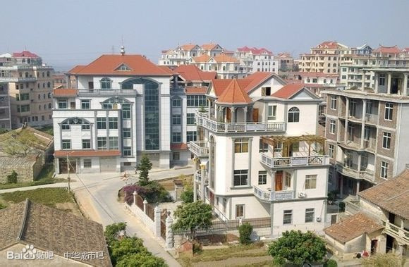 因别墅暴富的莆田豪华别墅大如医疗8442854沙河西路小区图片