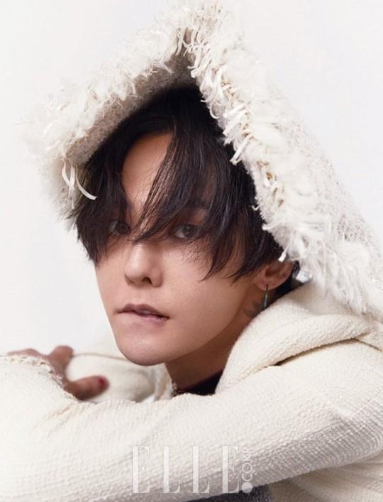 可爱又性感!bigbang权志龙最新写真曝光-娱乐频道图片