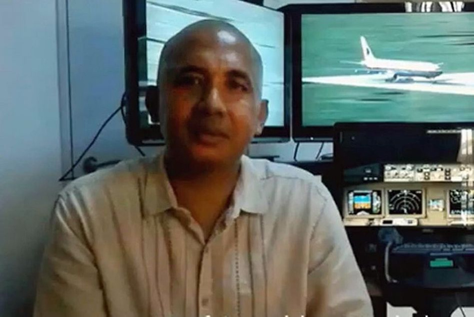 mh370航班机长照片