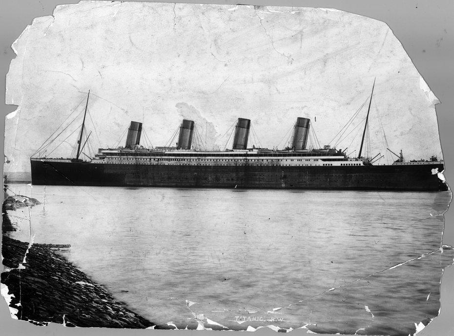 泰坦尼克号沉没一百周年特辑一【新闻·大视野】 - 梦幻12315 - 梦幻人生家园