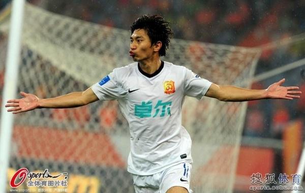 中国足球 中超|中超联赛 中超|中超联赛|2013中超第27轮 青岛中能vs