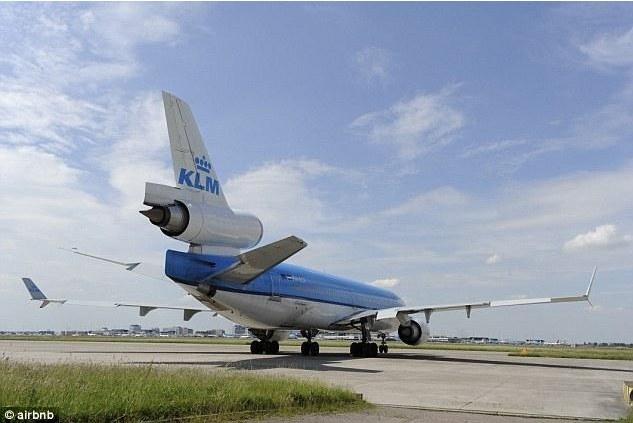 退役民航飞机改造成时尚旅馆7331562-焦点频道图片库