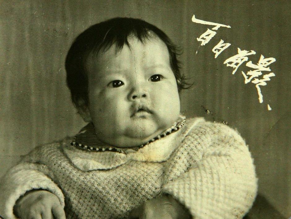 李娜老照片:从胖嘟嘟萌娃到网球女汉子的成长