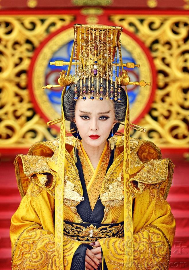 娘心大结局_《武媚娘传奇》今收官 武媚娘登基终成一代女皇7532462-娱乐频道 ...