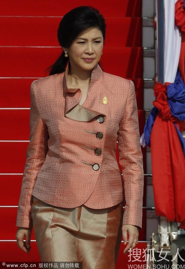 【转载】 泰国总理英拉或因谎报财产遭罢免 - xu7fuguo123 - xu7fuguo123的博客