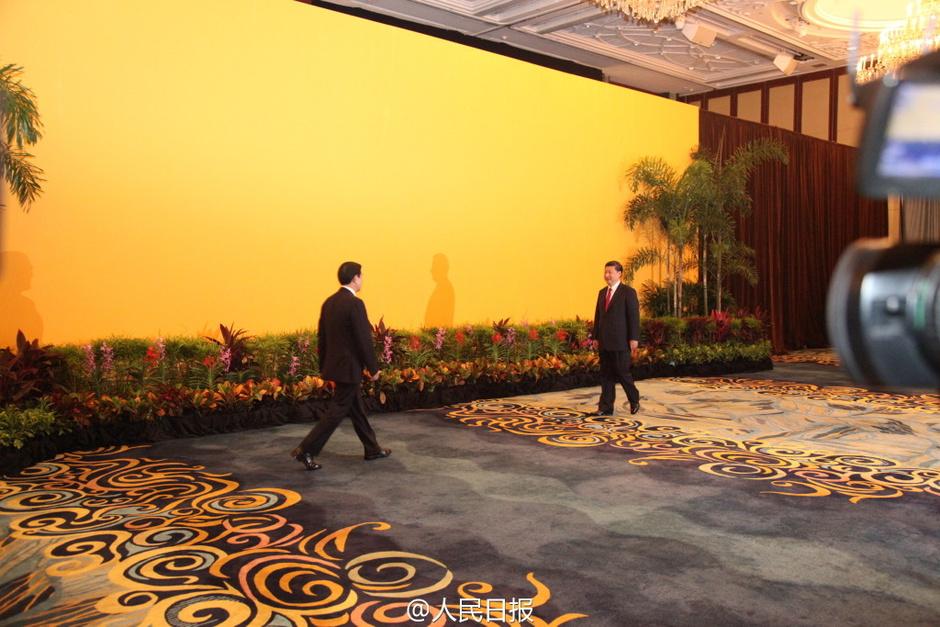 两岸领导人在新加坡历史性一握 感怀 - 江南一叟 - 江南一叟新闻眼 朋友您好,江南一叟欢迎您