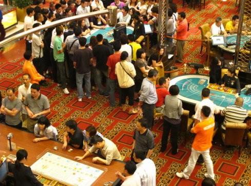 各国赌场掏中国人腰包的绝活 看完吓一跳!