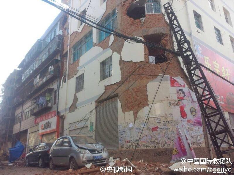 云南鲁甸发生6.5级地震2014.8.4 - fpdlgswmx - fpdlgswmx的博客