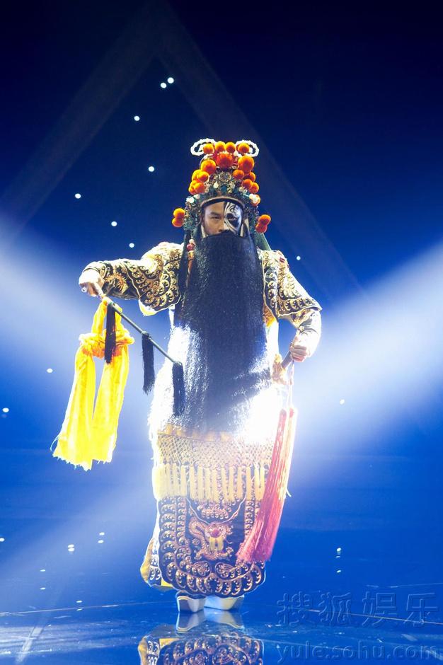 《全能星战》戏曲专场 陶喆与母亲首度同台