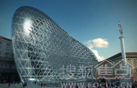 極具視覺沖擊力的建筑設計