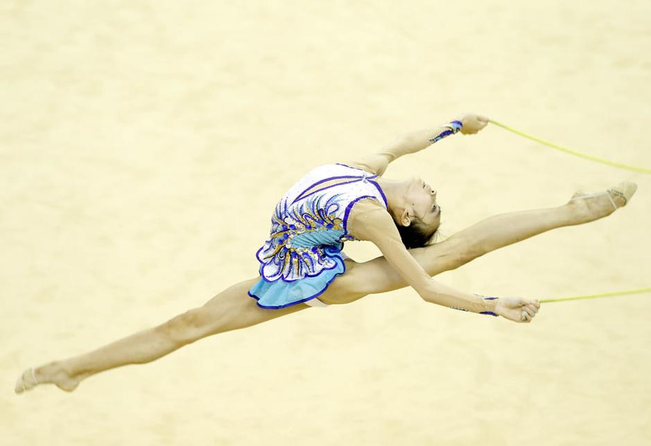 少女豪情体操队员 - 寒雪 - 寒雪·欢迎您!