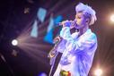 黄子韬巡演澳门站曝体重 自怼年纪大卖萌尴尬