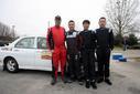高清:帕文车队战美国东部拉力赛 中国车手首秀