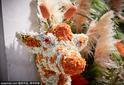 英国举行切尔西花展 花艺界奥斯卡