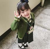 日前,韩国小妹妹金在恩因笑起来时那对甜甜的梨涡而走红,圈粉无数。网友纷纷评论称:梨涡妹妹肯定是吃可爱...