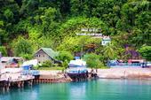 泰国象岛 远离喧闹的净土