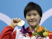 北京时间2012年7月28日,年仅16岁的杭州小将最后一百米疯狂冲刺,逆转获得冠军,打破世界纪录,夺...