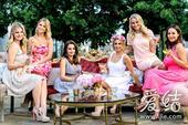 粉色渐变主题婚礼是一个完美呈现女孩们对梦幻和浪漫所有憧憬的现实场景,在这场婚礼秀中,粉色被无限放大并...