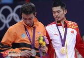 北京时间8月5日晚,2012年伦敦奥运会羽毛球男子单打的决赛拉开战幕,卫冕冠军、中国选手林丹与马来西...