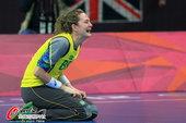 北京时间2012年8月7日,2012年伦敦奥运会女子手球1/4决赛:挪威21:19胜巴西。更多奥运视...