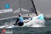 北京时间2012年8月2日,2012年伦敦奥运会第6日,帆船帆板比赛精彩赛况。更多奥运视频>> 更多...