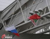 北京时间2012年8月6日,伦敦奥运会。除了精彩的赛事,奥运赛场上�迨铝�连也十分惹眼。 更多奥运视...