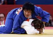 北京时间8月2日晚,2012年伦敦奥运会继续第6日角逐。在ExCeL展览中心进行的柔道女子78公斤级...