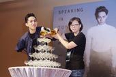 据台湾媒体报道,林宥嘉24日在台北小巨蛋举办《口的形状》演唱会,25日凌晨庆功宴一反过去面对感情...