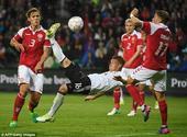 北京时间6月7日凌晨2时45分,一场国际热身赛,世界冠军德国队客场1-1被丹麦逼平。第18分钟,埃里...