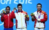 在伦敦奥运会游泳女子200米个人混合泳决赛中,中国选手叶诗文以2分07秒57的成绩获得冠军,并创造新...