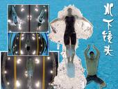 伦敦奥运游泳比赛如火如荼进行中,我们为您展现一组水下镜头。更多奥运视频>> 更多奥运图片>>