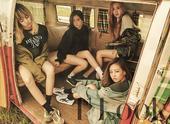 搜狐韩娱讯 1日,女团BLACKPINK携手某时尚杂志拍摄的最新画报公开。舞台上展现Girl cru...