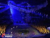 """北京时间8月13日凌晨,2012年伦敦奥运会的闭幕式,在""""伦敦碗""""隆重上演。更多奥运视频>> 更多奥..."""