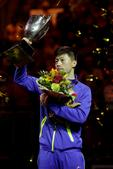 (搜狐体育 沈晨音6月5日发自德国杜塞尔多夫)当地时间今天下午,第54届世界乒乓球锦标赛单项赛男单决...