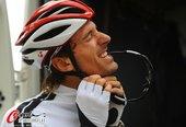 2012年7月27日,英国伦敦汉普顿广场,瑞士自行车队例行训练。名将法比安・坎切拉拉备受关注。更多奥...