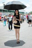 2017年7月9日,作为2017北京赛车节重头戏的中国超级跑车锦标赛(珠海站)第二日赛事在珠海赛车场...