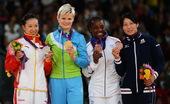 北京时间2012年7月31日,女柔63公斤级决赛中,徐丽丽获得一个有效,对手获得一个一本,遗憾告负,...