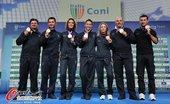 北京时间2012年7月29日,奥运比赛首日,意大利以2金2银1铜暂排奖牌榜第二,仅次中国。或将运动员...