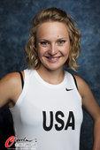 2012年5月16日,美国现代五项奥运代表队拍摄官方照。