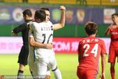 2017年7月23日,2017年中超联赛第18轮,广州富力对阵延边富德。