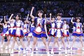 16/17CBA半决赛第4场,深圳新世纪Vs广东宏远。人气少女组合GNZ48女团热舞助阵。